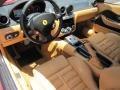 2008 Ferrari 599 GTB Fiorano Beige Interior Prime Interior Photo