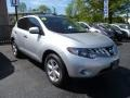 2010 Brilliant Silver Metallic Nissan Murano SL AWD  photo #1