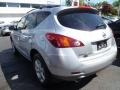 2010 Brilliant Silver Metallic Nissan Murano SL AWD  photo #4