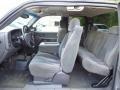 2003 Chevrolet Silverado 3500 Dark Charcoal Interior Interior Photo