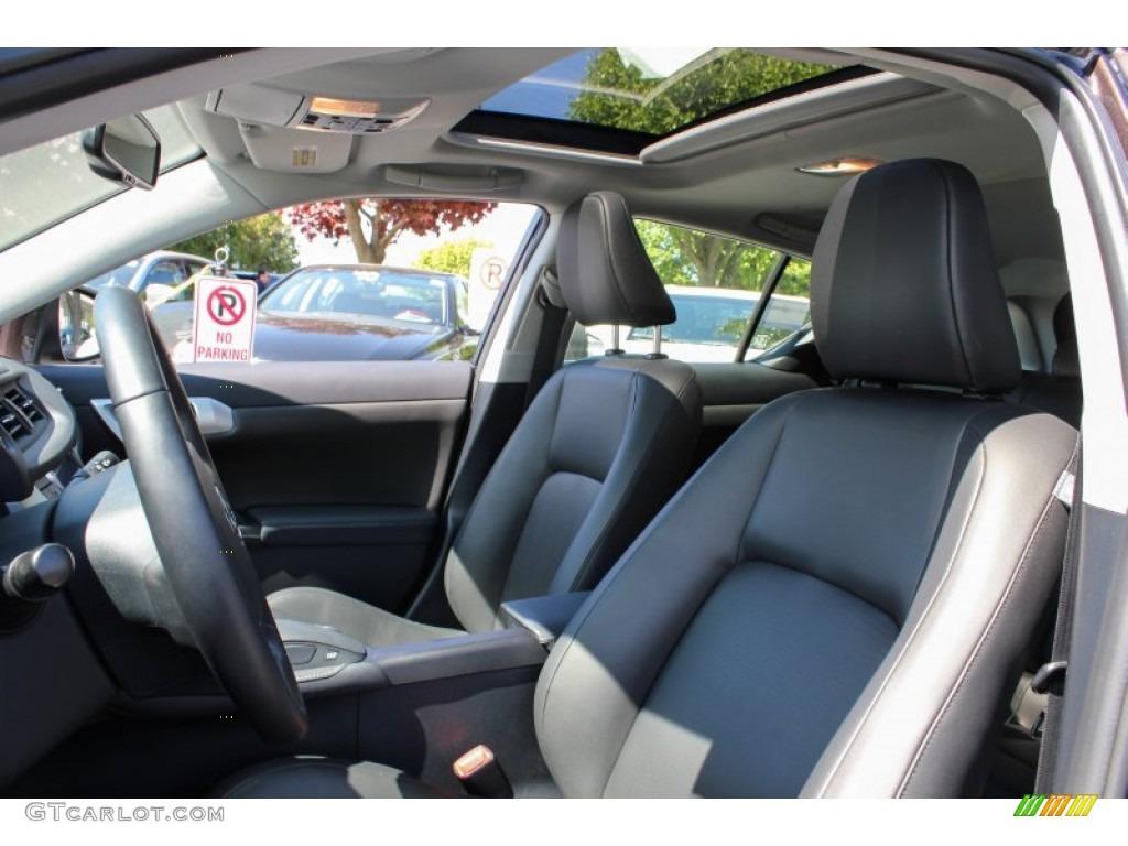 2011 fire agate pearl lexus ct 200h hybrid premium