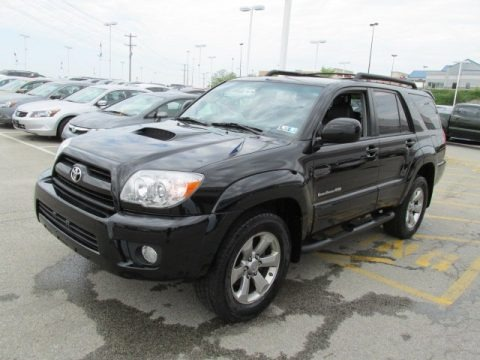 2008 toyota 4runner sport edition 4x4 data info and specs. Black Bedroom Furniture Sets. Home Design Ideas
