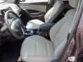 Beige Interior Photo for 2013 Hyundai Santa Fe #81098469