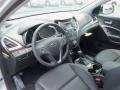 Black Interior Photo for 2013 Hyundai Santa Fe #81098857