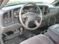 2006 Chevrolet Silverado 1500 Dark Charcoal Interior Dashboard Photo