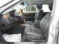 2011 DTS Platinum Ebony Interior