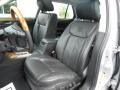 Front Seat of 2011 DTS Platinum