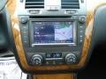 Navigation of 2011 DTS Platinum