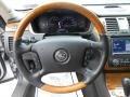 2011 DTS Platinum Steering Wheel
