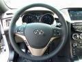 2013 Platinum Metallic Hyundai Genesis Coupe 2.0T  photo #13