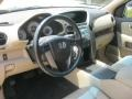 Beige Dashboard Photo for 2011 Honda Pilot #81108677