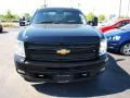 2011 Black Chevrolet Silverado 1500 LTZ Extended Cab 4x4  photo #8