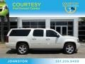 White Diamond Tricoat 2011 Chevrolet Suburban LTZ