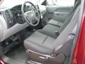 2013 Deep Ruby Metallic Chevrolet Silverado 1500 Work Truck Regular Cab 4x4  photo #19