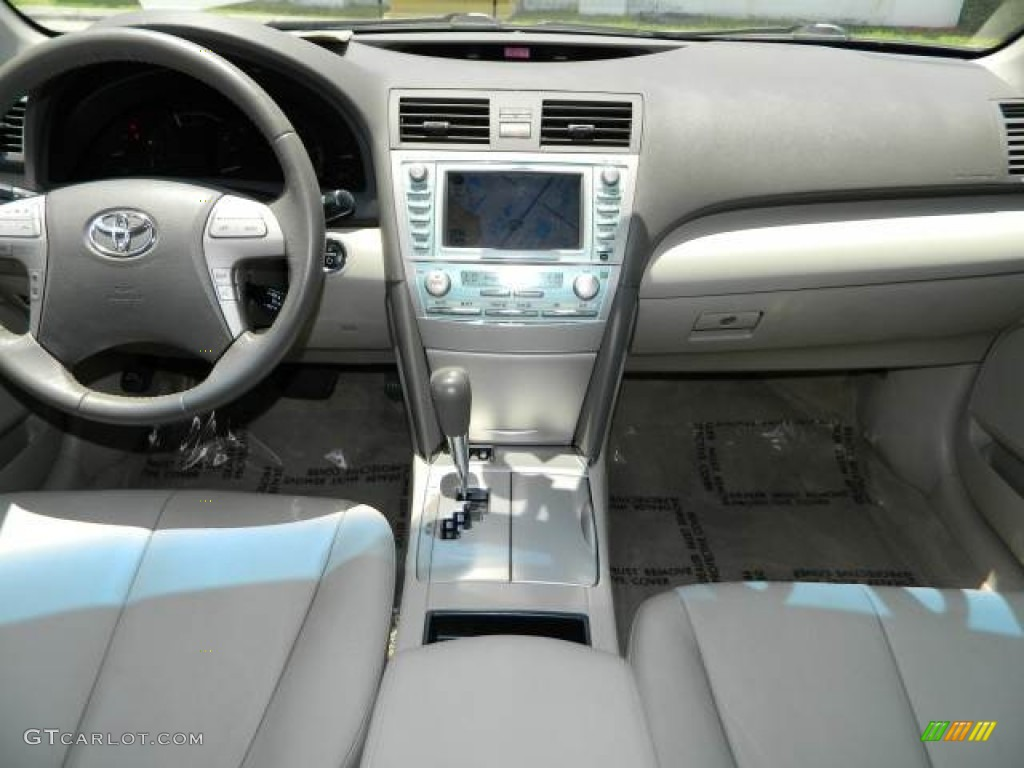 2007 toyota camry hybrid dashboard photos. Black Bedroom Furniture Sets. Home Design Ideas