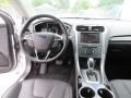 Charcoal Black Dashboard Photo for 2013 Ford Fusion #81133695
