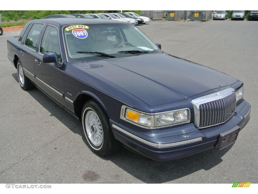 1997 Lincoln Town Car Signature Exterior Photos Gtcarlot Com