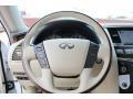 Wheat Steering Wheel Photo for 2013 Infiniti QX #81136338