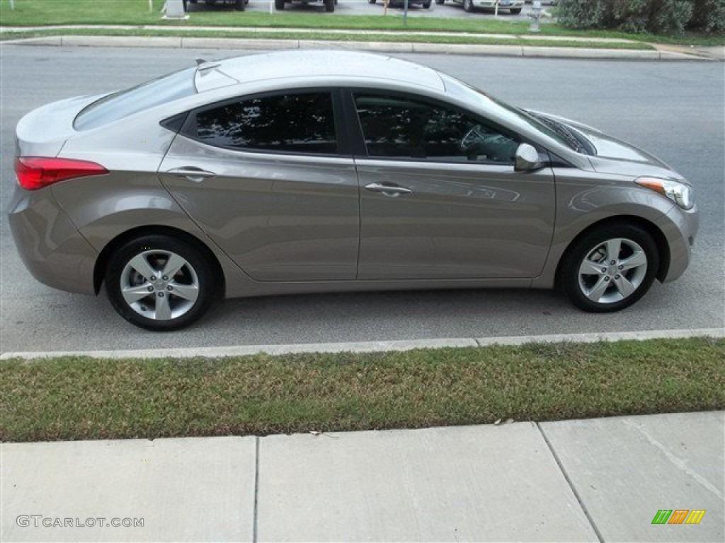 2011 Desert Bronze Hyundai Elantra Gls 81127616 Photo 7