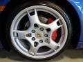 2006 Cobalt Blue Metallic Porsche 911 Carrera S Cabriolet  photo #20