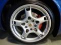 2006 Cobalt Blue Metallic Porsche 911 Carrera S Cabriolet  photo #23