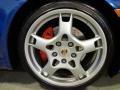 2006 Cobalt Blue Metallic Porsche 911 Carrera S Cabriolet  photo #24
