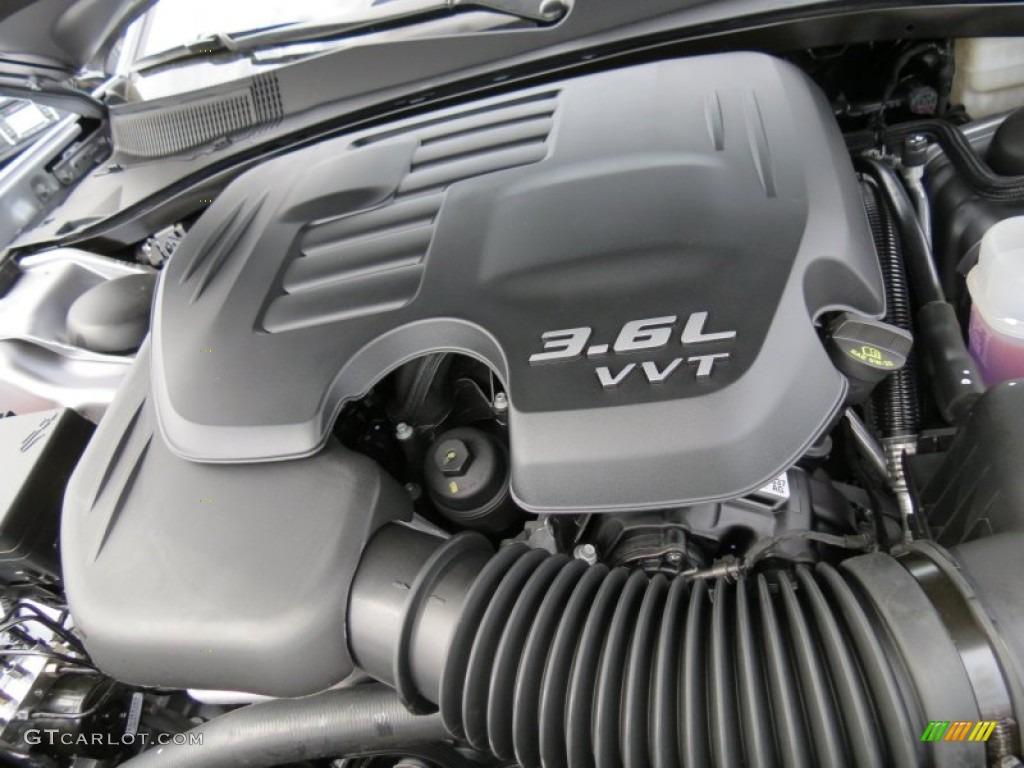 2013 Dodge Charger Se 3 6 Liter Dohc 24