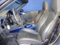 2006 Cobalt Blue Metallic Porsche 911 Carrera S Cabriolet  photo #34