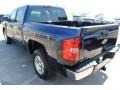 2011 Imperial Blue Metallic Chevrolet Silverado 1500 LT Crew Cab  photo #7