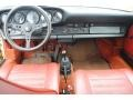 Copper Red Dashboard Photo for 1974 Porsche 911 #81140430