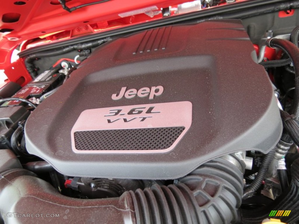 2013 jeep wrangler sport 4x4 3 6 liter dohc 24 valve vvt pentastar v6 engine photo 81143367. Black Bedroom Furniture Sets. Home Design Ideas
