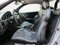 Charcoal Front Seat Photo for 1998 Mercedes-Benz SLK #81145346