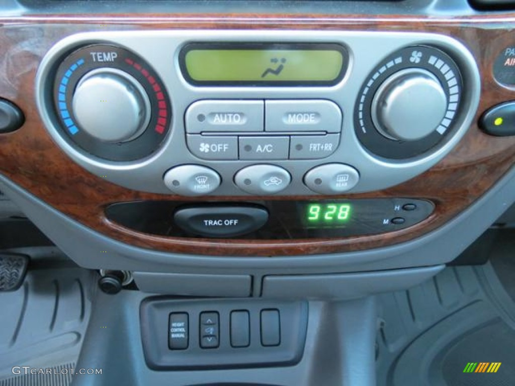 2007 Toyota Sequoia Limited Controls Photo 81154012