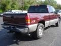 Dark Carmine Red Metallic 1999 Chevrolet Silverado 1500 Gallery