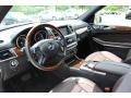 2013 GL 550 4Matic Black/Tobacco Brown Interior