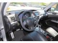 Black 2009 Subaru Forester Interiors