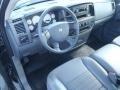 2006 Mineral Gray Metallic Dodge Ram 1500 ST Regular Cab  photo #11