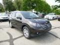 2013 Kona Coffee Metallic Honda CR-V EX-L AWD  photo #1