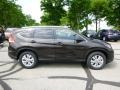 2013 Kona Coffee Metallic Honda CR-V EX-L AWD  photo #2