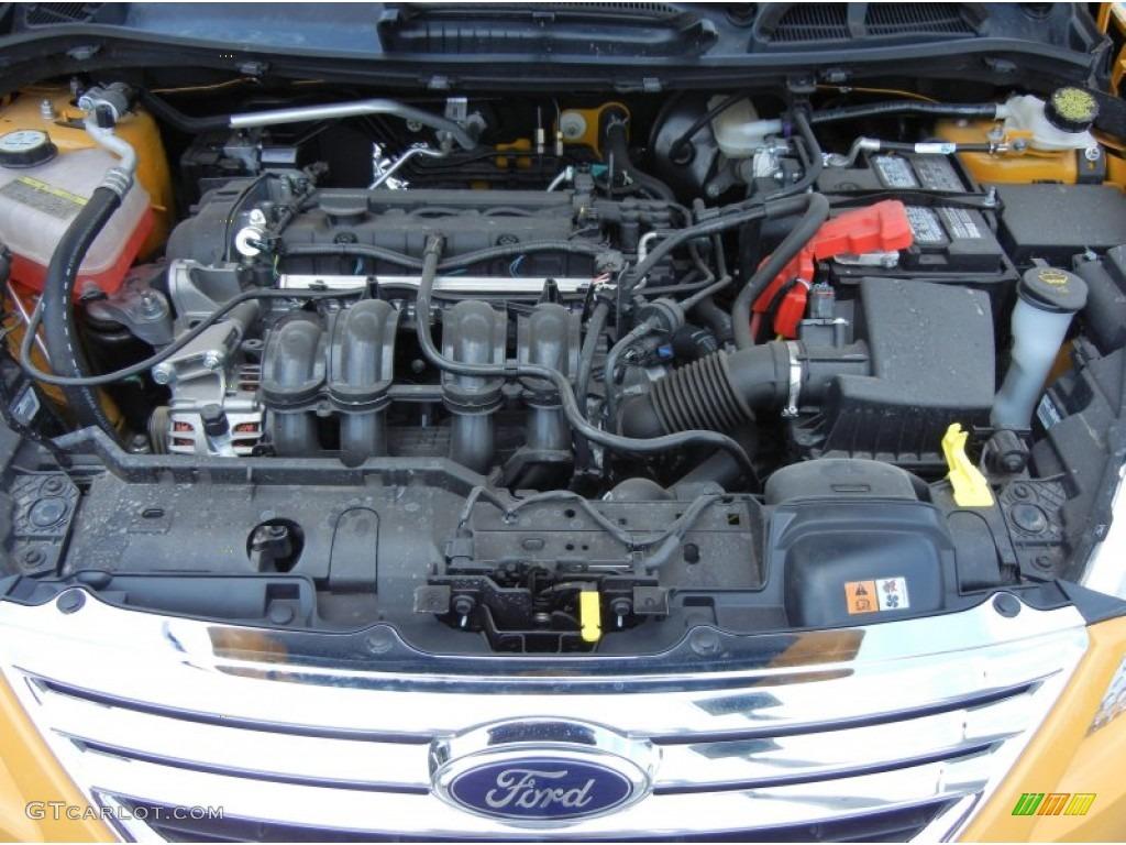 2013 ford fiesta titanium sedan 1 6 liter dohc 16 valve ti vct duratec 4 cylinder engine photo. Black Bedroom Furniture Sets. Home Design Ideas