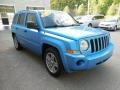 Surf Blue Pearl 2008 Jeep Patriot Gallery
