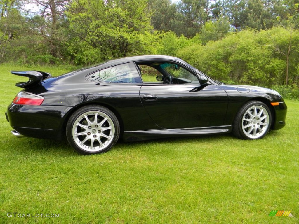 black 1999 porsche 911 carrera coupe exterior photo. Black Bedroom Furniture Sets. Home Design Ideas