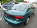 Pacific Green Metallic - Tracer GS Sedan Photo No. 4