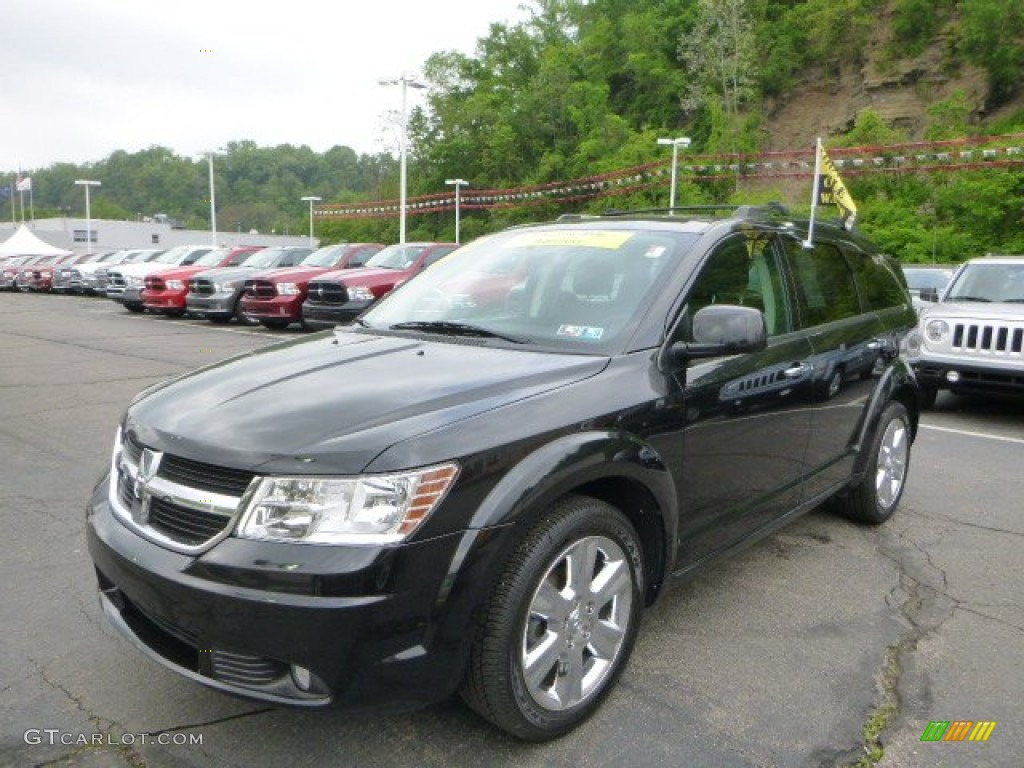 2010 dodge journey r t awd exterior photos. Black Bedroom Furniture Sets. Home Design Ideas
