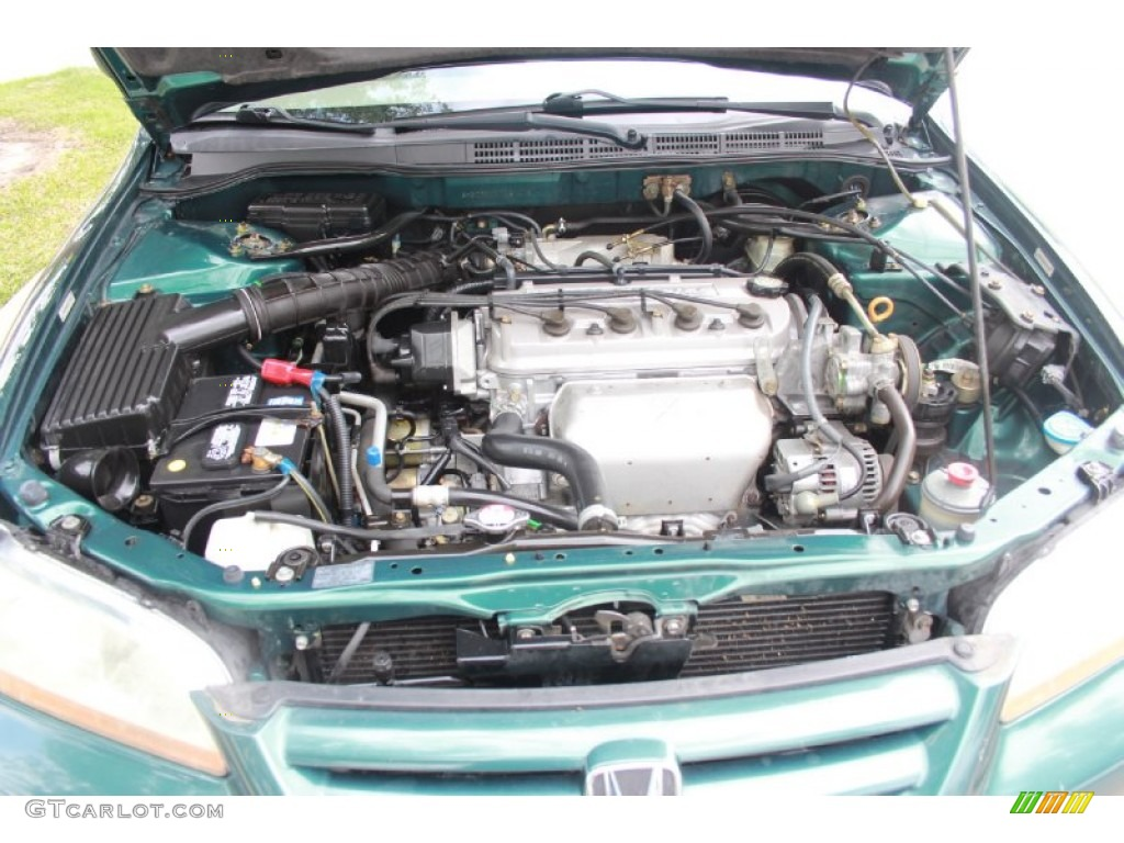 2002 Honda Accord Lx Sedan Engine Photos Gtcarlot Com
