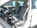 2013 White Diamond Pearl Honda CR-V LX AWD  photo #7