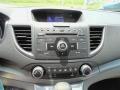 2013 White Diamond Pearl Honda CR-V LX AWD  photo #12