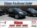 2010 Crystal Black Pearl Honda CR-V EX-L AWD  photo #1
