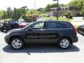 2010 Crystal Black Pearl Honda CR-V EX-L AWD  photo #4