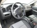 Dark Slate Gray/Light Graystone Prime Interior Photo for 2008 Jeep Grand Cherokee #81213080